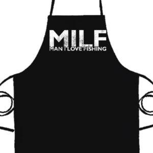 MILF fishing- Prémium kötény