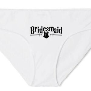 Bridesmaid – Női bugyi