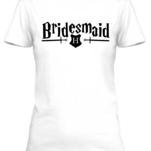 Bridesmaid – Női póló