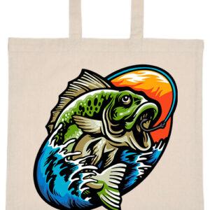 Fishing- Basic rövid fülű táska