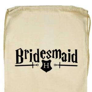 Bridesmaid- Basic tornazsák