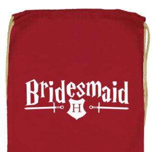 Bridesmaid- Prémium tornazsák