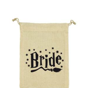 Bride – Vászonzacskó közepes