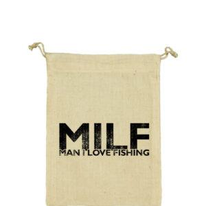 MILF fishing – Vászonzacskó kicsi