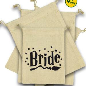 Bride – Vászonzacskó szett