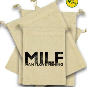 MILF fishing – Vászonzacskó szett