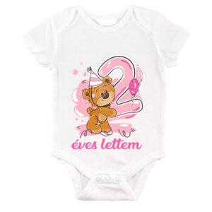 2 éves lettem lány – Baby Body