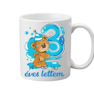 3 éves lettem fiu – Bögre