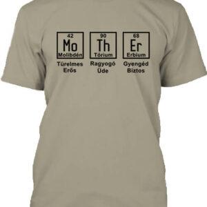 Anya kémia – Férfi póló