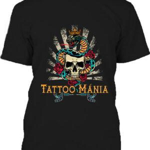 Tattoo mánia – Férfi póló