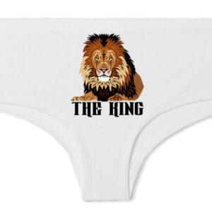The king Az oroszlán – Francia bugyi