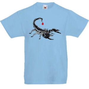 Skorpió- Gyerek póló