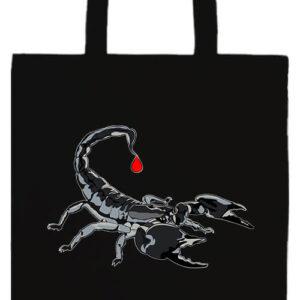 Skorpió- Prémium hosszú fülű táska
