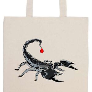 Skorpió- Basic hosszú fülű táska
