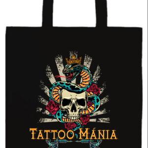 Tattoo mánia- Prémium hosszú fülű táska