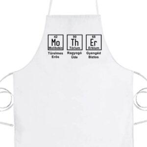 Anya kémia- Basic kötény