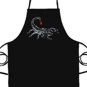 Skorpió- Prémium kötény