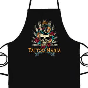 Tattoo mánia- Prémium kötény