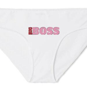 Big boss lány – Női bugyi
