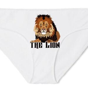 The lion Az oroszlán – Női bugyi