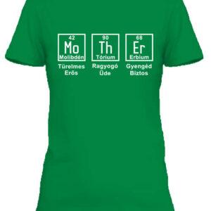 Anya kémia – Női póló
