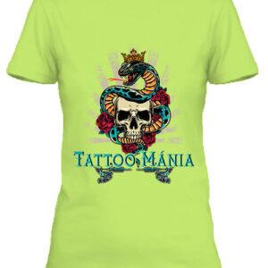 Tattoo mánia – Női póló