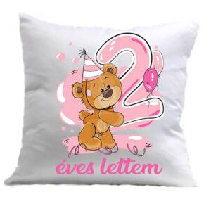 2 éves lettem lány – Párna