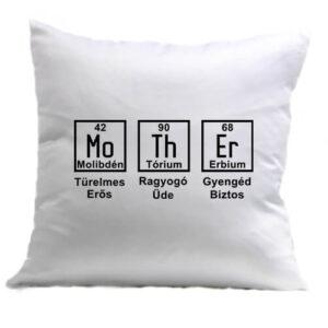 Anya kémia – Párna