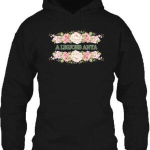 Legjobb anya – Unisex kapucnis pulóver