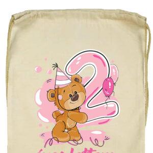 2 éves lettem lány- Prémium tornazsák