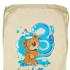 3 éves lettem fiu- Prémium tornazsák