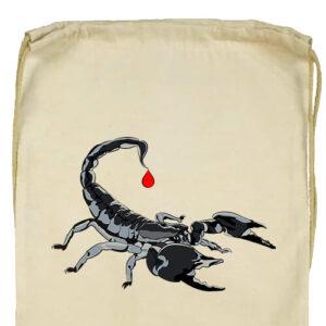 Skorpió- Basic tornazsák
