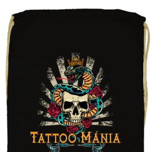 Tattoo mánia- Basic tornazsák