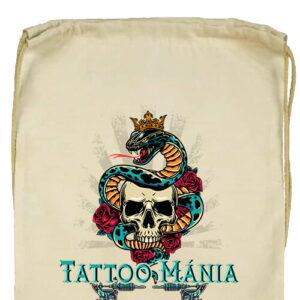 Tattoo mánia- Prémium tornazsák