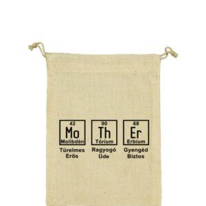 Anya kémia – Vászonzacskó közepes