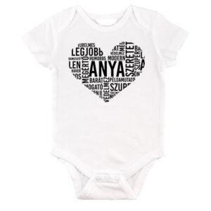 Anyai szív – Baby Body