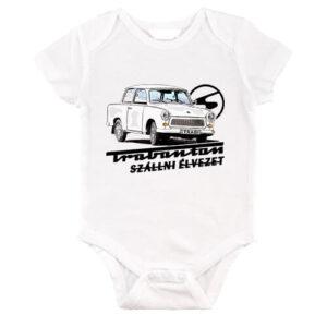 Trabanton szállni – Baby Body
