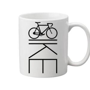 Bicikli kerékpár – Bögre