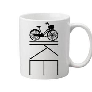 Kerékpár bringa – Bögre