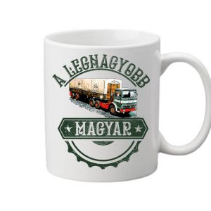 Rába kamion – Bögre