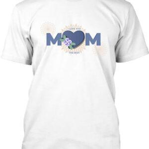 Anya a legjobb – Férfi póló
