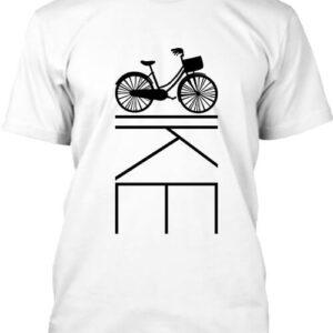 Kerékpár bringa – Férfi póló