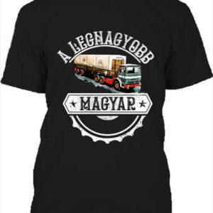 Rába kamion – Férfi póló