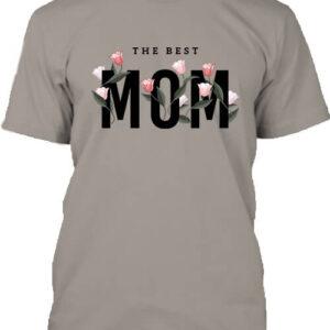 The best mom – Férfi póló