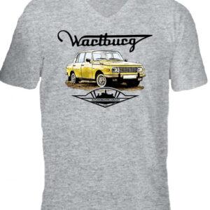 Wartburg – Férfi V nyakú póló