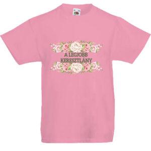 A legjobb keresztlány- Gyerek póló