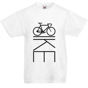 Bicikli kerékpár- Gyerek póló
