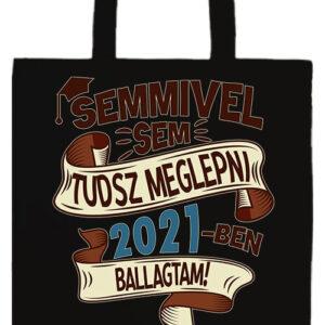 Ballagás 2021- Prémium hosszú fülű táska