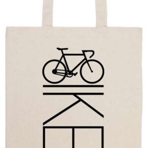 Bicikli kerékpár- Basic hosszú fülű táska