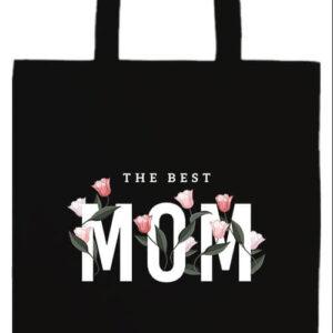 The best mom- Basic hosszú fülű táska